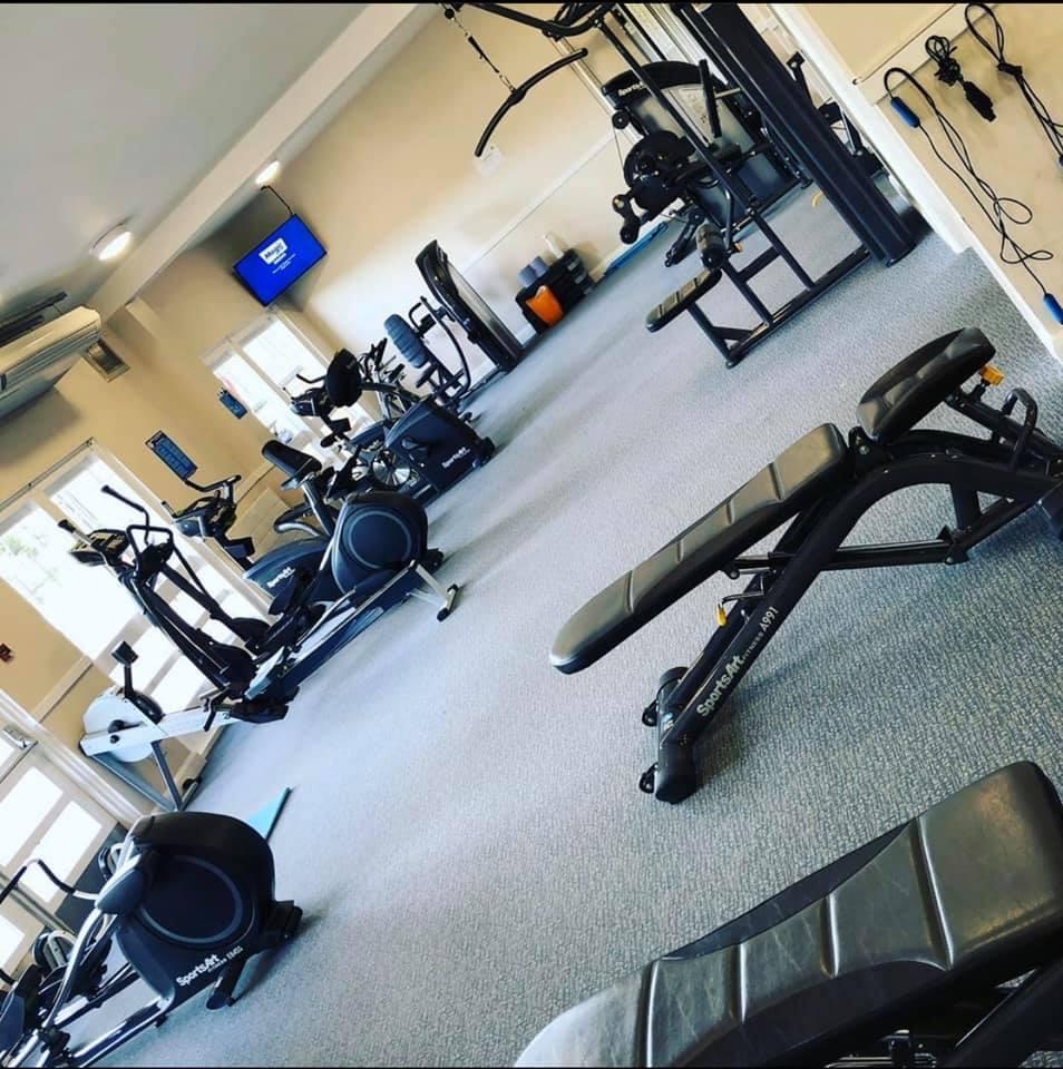 QoS Academy gym